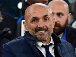 Luciano Spalletti, 58 anni, è il tecnico dell'Inter Afp