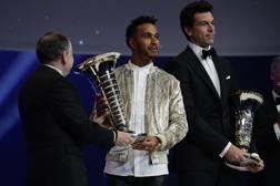 Jean   Todt premia Lewis Hamilton e Toto Wolff