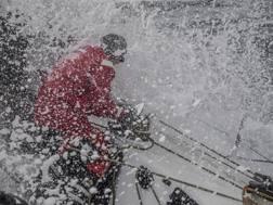 La Volvo Ocean Race parte per la terza tappa