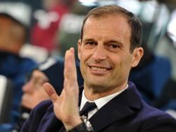 Massimiliano Allegri, 50 anni, tecnico della Juve. Getty