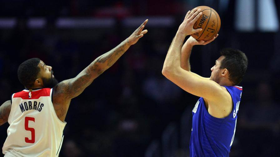 Gallo super, festa Clippers Anche Beli e Atlanta vincono