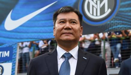 Il presidente di Suning, Zhang Jindong. Getty