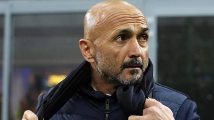 Luciano Spalletti (58 anni), alla prima stagione sulla panchina dell'Inter. GETTY IMAGES
