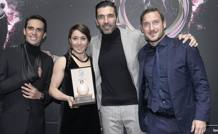 Alberto Contador,Sofia Goggia, Gianluigi Buffon, Francesco Totti. LaPresse