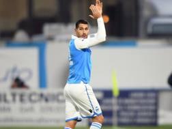 Marco Borriello (35 anni), alla prima stagione con la maglia della Spal. LAPRESSE