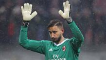 Gianluigi Donnarumma, 18 anni, terza stagione al Milan. Getty