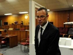 Oscar Pistorius in tribunale