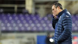 Marco Giampaolo, 50 anni, tecnico della Sampdoria. Lapresse