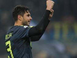 Andrea Ranocchia (29 anni), capitano contro il Pordenone. GETTY IMAGES