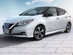 La nuova Nissan Leaf