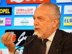 Aurelio De Laurentiis, 68 anni. Ansa
