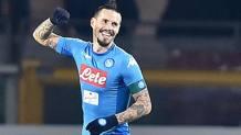 Marek Hamsik, 30 anni, ha segnato 117 gol con la maglia del Napoli