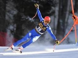 Christof Innerhofer, miglior azzurro sulla Saslong: quinto AFP