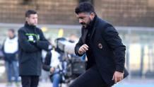 Rino Gattuso, 4 punti in 3 partite di campionato. Getty