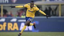 Blaise Matuidi, 30 anni, oggi al suo primo gol nel campionato italiano. Getty Images