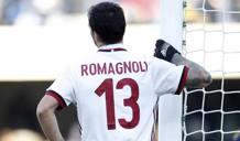 Lo sconforto di Alessio Romagnoli durante la gara del Bentegodi col Verona LaPresse