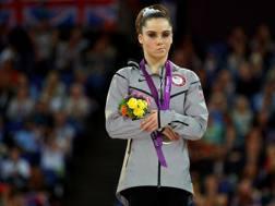McKayla Maroney, 22 anni, un oro e un argento a Londra 2012 REUTERS