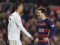 Ronaldo contro Messi: la sfida infinita. Ansa