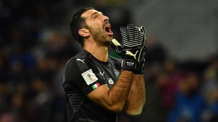 Gianluigi Buffon, 39 anni, portiere Juventus. Getty