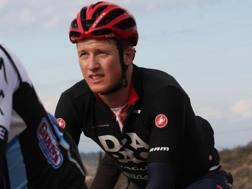 L'australiano Jason Lowndes, 23 anni, morto in allenamento per incidente stradale (foto da twitter)