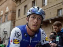 Matteo Trentin, 28 anni, eletto vice presidente Accpi (Bettini)