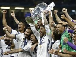 Cardiff, 3 giugno: il Real Madrid batte la Juve e capitan Ramos solleva la Champions.