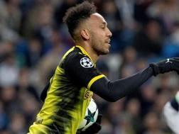 Pierre-Emerick Aubameyang (28) al Borussia Dortmund dal 2013. EPA