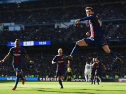 Messi salta: Real Madrid in ginocchio. Getty Images