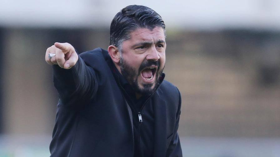 """Gattuso: """"Derby come finale Vincere per svoltare"""""""
