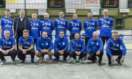 Il team de La Perosina