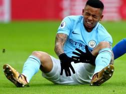 Gabriel Fernando de Jesus (21), acquistato dal Manchester City nell'agosto 2016. GETTY IMAGES