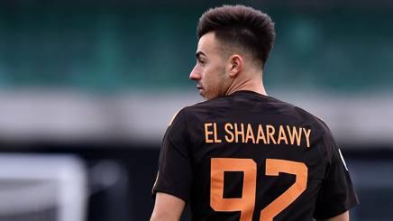 Stephan El Shaarawy, ala della Roma. Getty