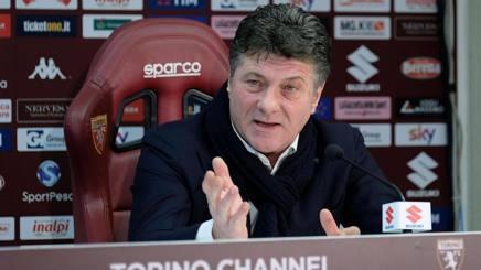 Walter Mazzarri, nuovo allenatore del Torino. Ansa