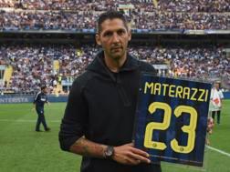 Marco Materazzi (44 anni), campione del mondo 2006. GETTY IMAGES