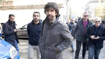 Il presidente dell'Associazione italiana calciatori Damiano Tommasi.