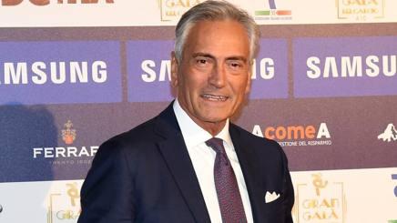 Il presidente della Lega Pro Gabriele Gravina.
