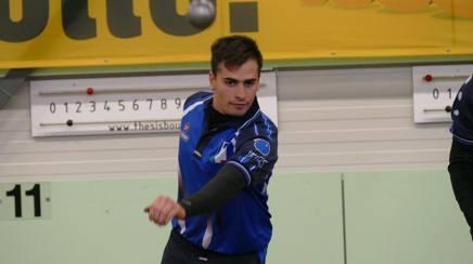 Alessandro Basso, atleta della Valle Maira