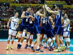 L'Italia giocherà il Mondiale del 2018 in casa