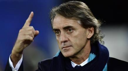 Roberto Mancini (53 anni), prima stagione sulla panchina dello Zenit San Pietroburgo. AP