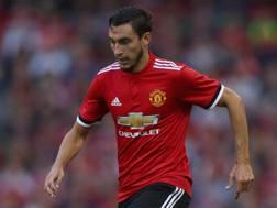Matteo Darmian, 28 anni, difensore del Manchester United. Getty