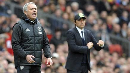 Mourinho e Conte. Ap