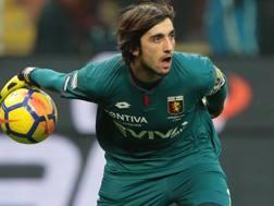 Mattia Perin (25 anni), capitano del Genoa. GETTY IMAGES