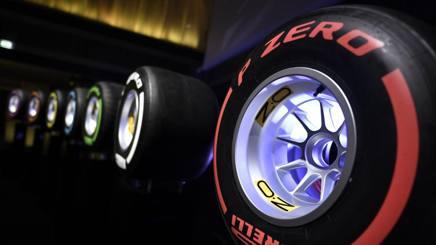 Gomme Pirelli definite per i primi 4 GP
