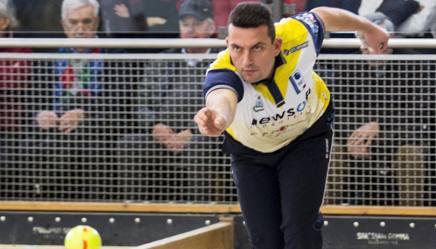 Alfonso Nanni, atleta della Boville Marino