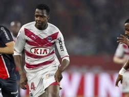 Cheick Diabaté, 29 anni, attaccante Benevento. Gasport