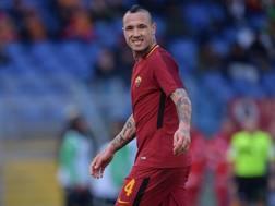 Radja Nainggolan, 29 anni, centrocampista Roma. LaPresse