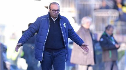 Pasquale Marino, ormai ex allenatore del Brescia. LaPresse