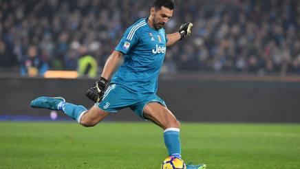 Gigi Buffon. LaPresse