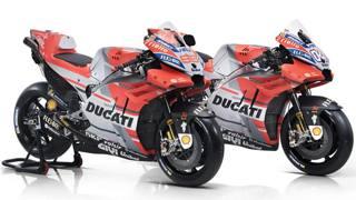 Ducati, ecco la nuova Desmosedici GP