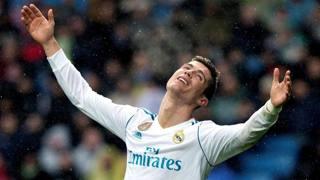 Cristiano Ronaldo (32 anni), al Real Madrid dal 2009. EPA